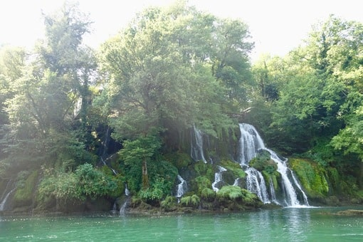 Vrelo waterfalls